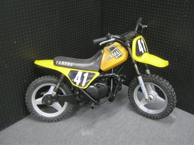 1982 Yamaha PW50 at Brenny's Motorcycle Clinic, Bettendorf, IA 52722