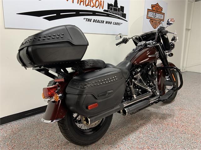 2018 Harley-Davidson Softail Heritage Classic at Harley-Davidson of Madison