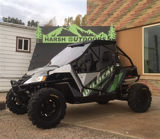 2018 Arctic Cat Wildcat X LTD at Harsh Outdoors, Eaton, CO 80615