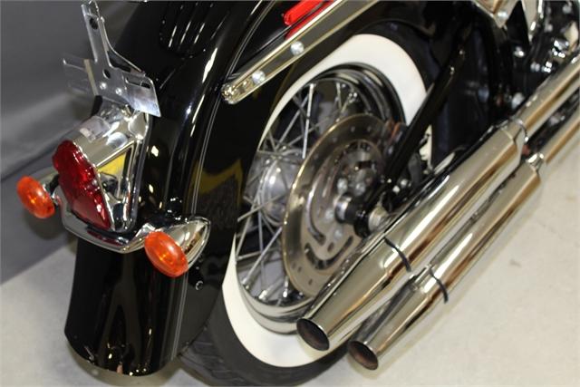 2009 Harley-Davidson Softail Deluxe at Platte River Harley-Davidson