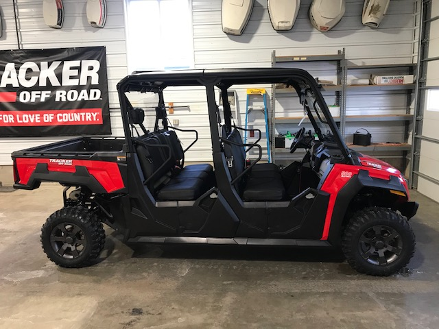 2020 Tracker Off Road Side by Side 800SX Crew at Boat Farm, Hinton, IA 51024