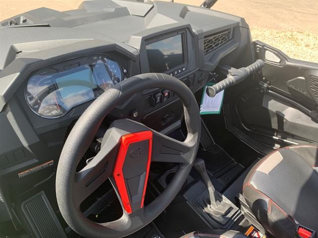 2019 Polaris RZR XP 1000 Ride Command Edition at Fort Fremont Marine