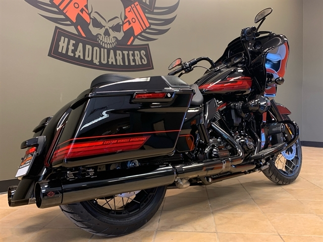 2021 Harley-Davidson Touring FLTRXSE CVO Road Glide at Loess Hills Harley-Davidson