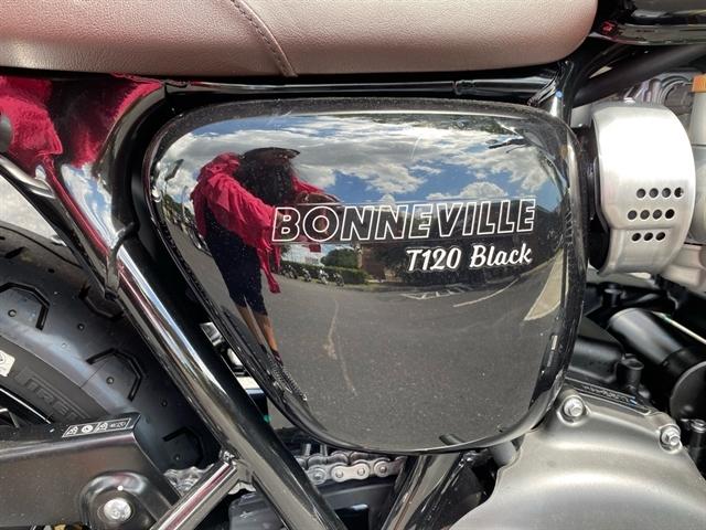 2022 Triumph Bonneville T120 Black at Tampa Triumph, Tampa, FL 33614