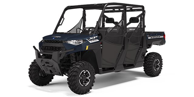 2020 Polaris Ranger Crew XP 1000 Premium at Midwest Polaris, Batavia, OH 45103