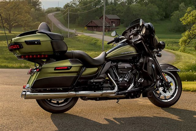 2018 Harley-Davidson Electra Glide Ultra Limited at Pikes Peak Indian Motorcycles