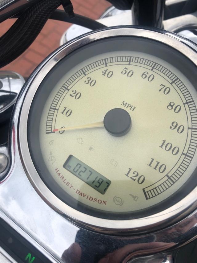 2010 Harley-Davidson Dyna Glide Fat Bob at Genthe Honda Powersports, Southgate, MI 48195