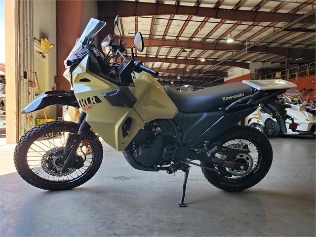 2022 Kawasaki KLR 650 at Sun Sports Cycle & Watercraft, Inc.