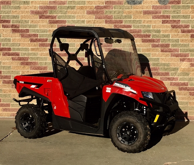 2018 Arctic Cat Prowler 500 at Harsh Outdoors, Eaton, CO 80615