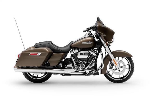 2021 Harley-Davidson Touring Street Glide at Texoma Harley-Davidson