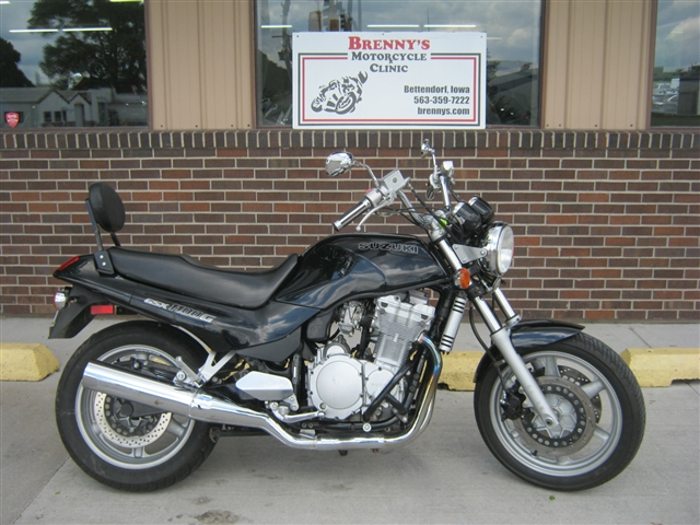 1993 Suzuki GSX1100G at Brenny's Motorcycle Clinic, Bettendorf, IA 52722