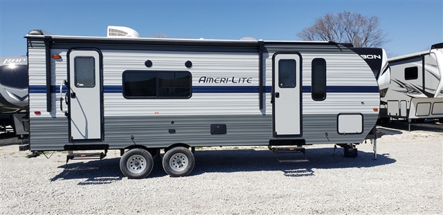 2020 Gulf Stream Ameri-Lite Ultra Lite 238RK at Nishna Valley Cycle, Atlantic, IA 50022