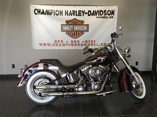 2015 Harley-Davidson Softail Deluxe at Champion Harley-Davidson