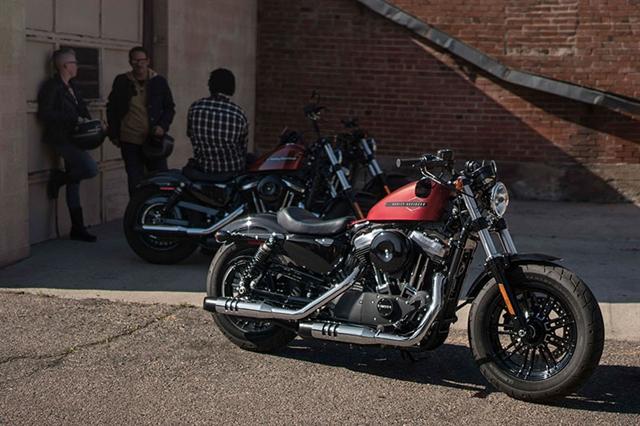 2019 Harley-Davidson Sportster Forty-Eight at Gruene Harley-Davidson