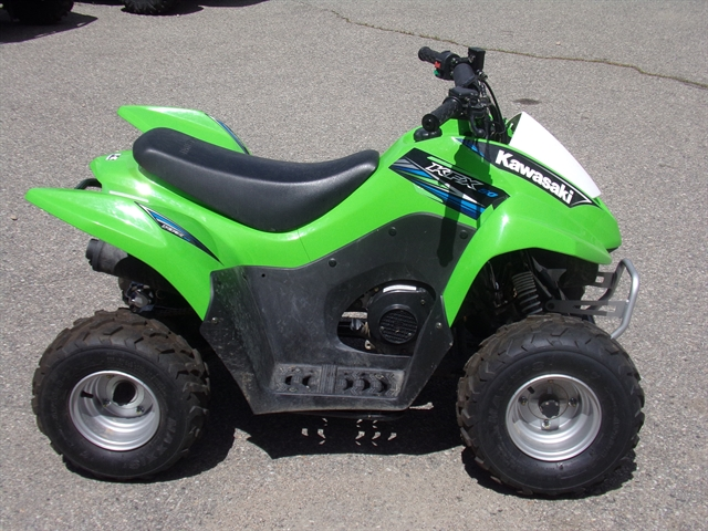 2014 Kawasaki KFX50 50 at Power World Sports, Granby, CO 80446