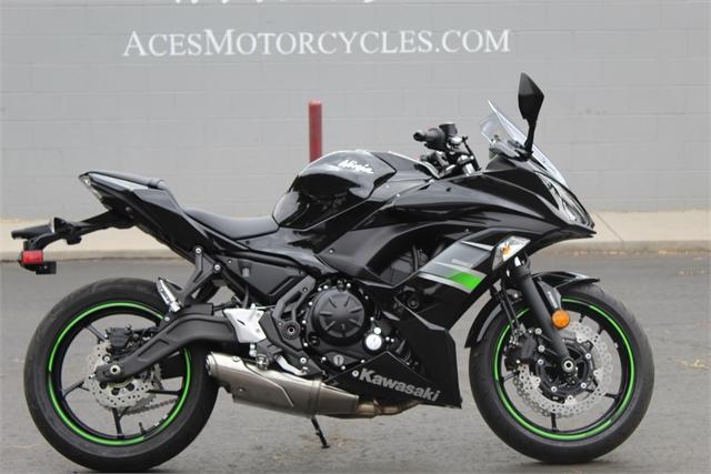 2019 Kawasaki Ninja 650 ABS at Aces Motorcycles - Fort Collins