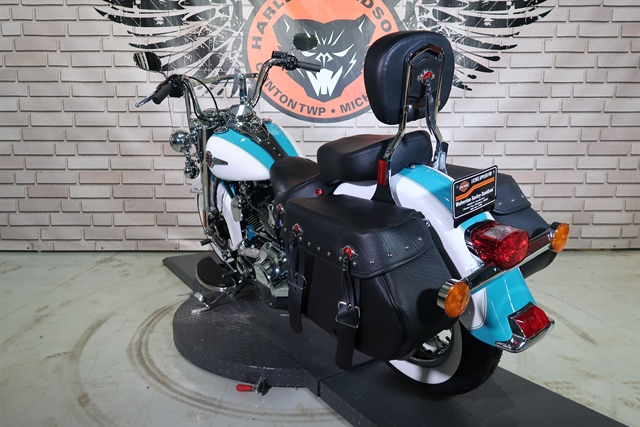 2016 Harley-Davidson Softail Heritage Softail Classic at Wolverine Harley-Davidson