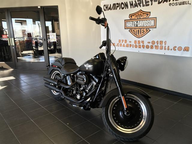 2017 Harley-Davidson Softail Fat Boy S at Champion Harley-Davidson