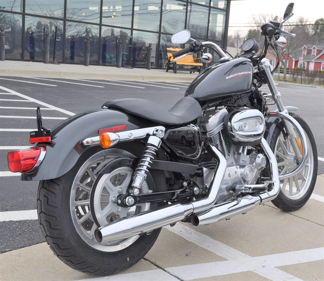 2007 Harley-Davidson Sportster 883 Low at All American Harley-Davidson, Hughesville, MD 20637