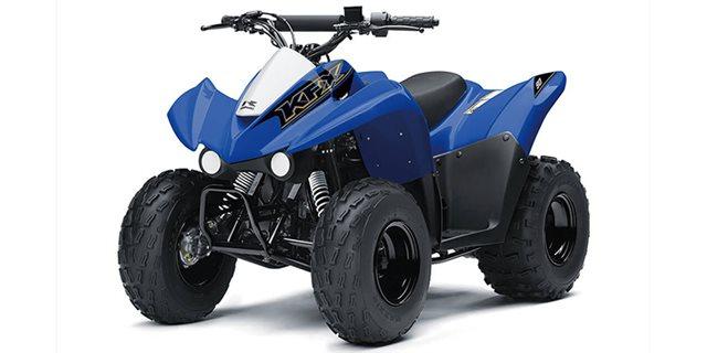 2021 Kawasaki KFX 90 at Wild West Motoplex