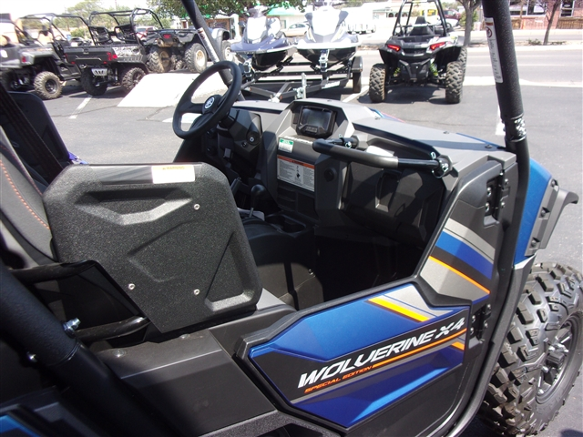 2019 Yamaha Wolverine X4 SE at Bobby J's Yamaha, Albuquerque, NM 87110