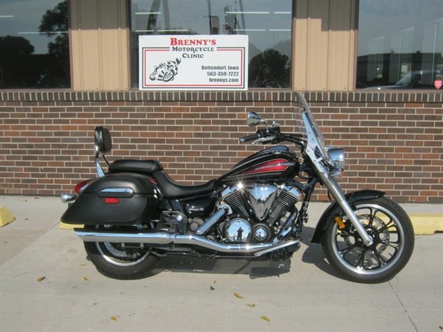 2014 Yamaha V Star 950 Tour at Brenny's Motorcycle Clinic, Bettendorf, IA 52722