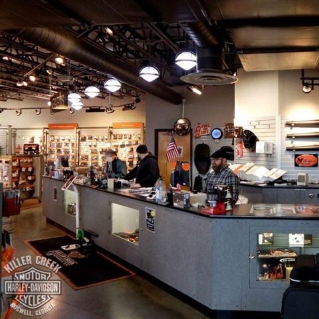 2013 Harley-Davidson Softail Fat Boy Lo at Killer Creek Harley-Davidson®, Roswell, GA 30076