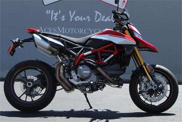 2021 Ducati Hypermotard 950 SP at Aces Motorcycles - Fort Collins