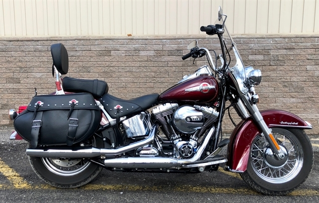 2017 Harley-Davidson Softail Heritage Softail Classic at RG's Almost Heaven Harley-Davidson, Nutter Fort, WV 26301