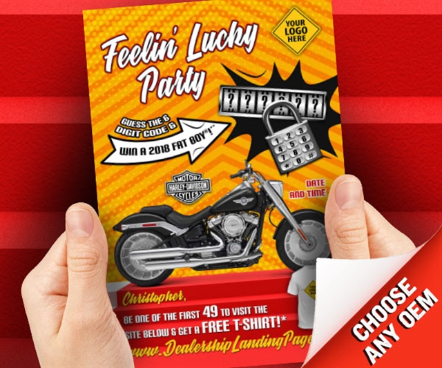 Feeling Lucky Powersports at PSM Marketing - Peachtree City, GA 30269