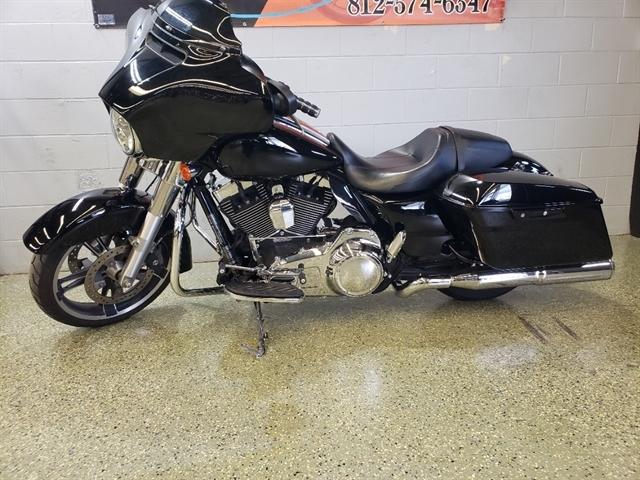 2016 Harley-Davidson Street Glide Base at Thornton's Motorcycle Sales, Madison, IN