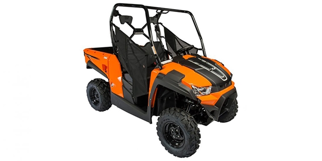 2019 KYMCO UXV 450i at Youngblood Powersports RV Sales and Service