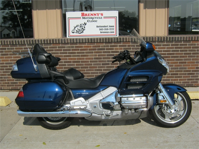 2007 Honda Goldwing GL1800 at Brenny's Motorcycle Clinic, Bettendorf, IA 52722