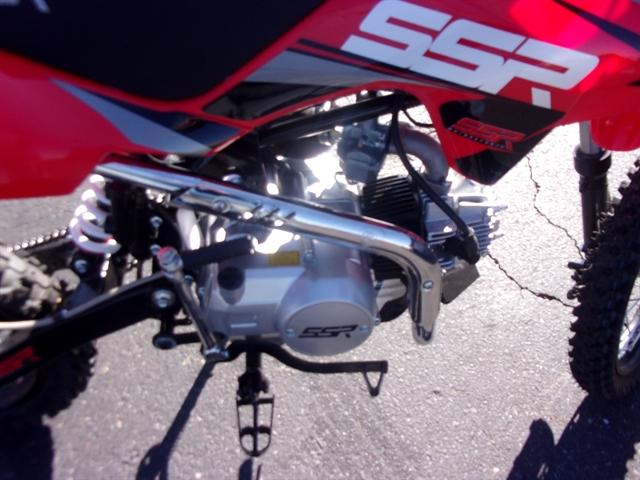 2020 SSR Motorsports SR125 SEMI at Bobby J's Yamaha, Albuquerque, NM 87110