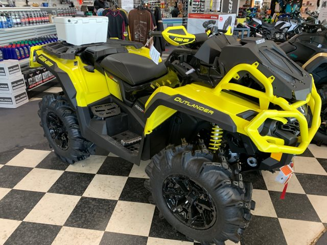 2019 Can-Am™ Outlander™ X mr 1000R at Jacksonville Powersports, Jacksonville, FL 32225