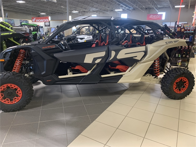 2021 Can-Am Maverick X3 MAX X rs TURBO RR With SMART-SHOX at Star City Motor Sports