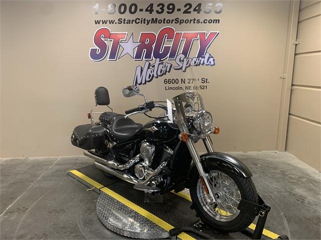 2021 Kawasaki Vulcan 900 Classic LT at Star City Motor Sports