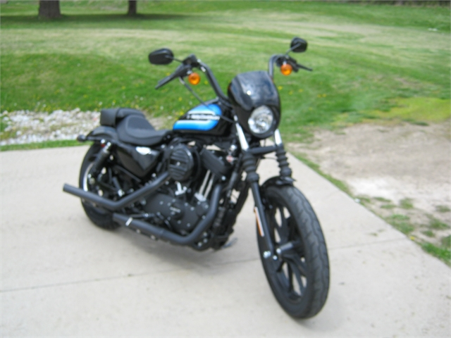 2018 Harley-Davidson XL1200NS - Sportster 1200 Iron at Brenny's Motorcycle Clinic, Bettendorf, IA 52722