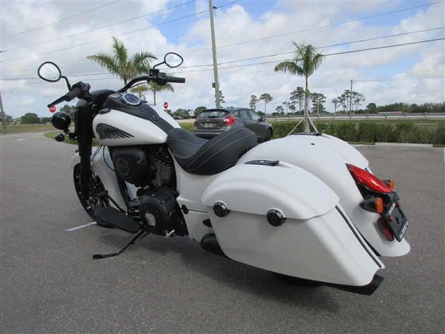 2019 Indian Springfield Dark Horse at Fort Myers