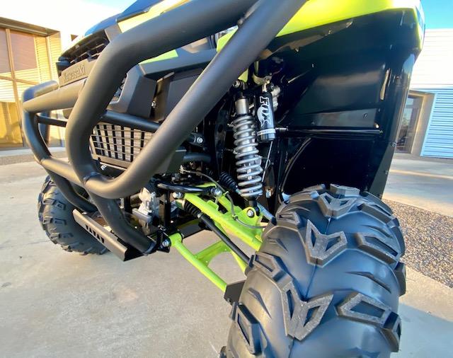 2021 Kawasaki Teryx4 LE at Shreveport Cycles