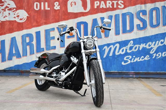 2020 Harley-Davidson Softail Standard at Gruene Harley-Davidson