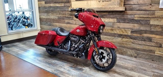 2021 Harley-Davidson Touring FLHXS Street Glide Special at Bull Falls Harley-Davidson