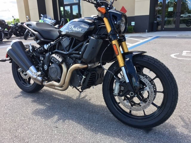 2019 Indian FTR 1200 S S at Fort Lauderdale