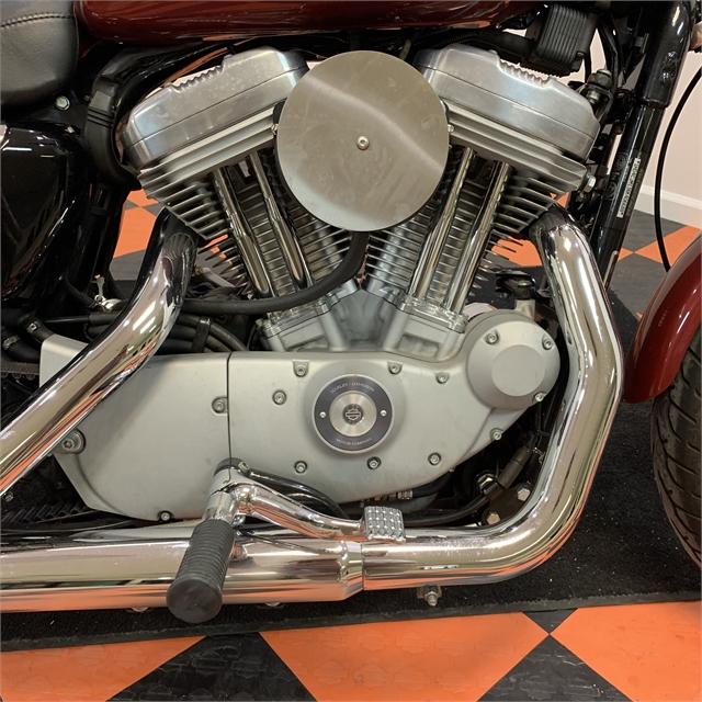 2006 Harley-Davidson Sportster 883 Custom at Harley-Davidson of Indianapolis