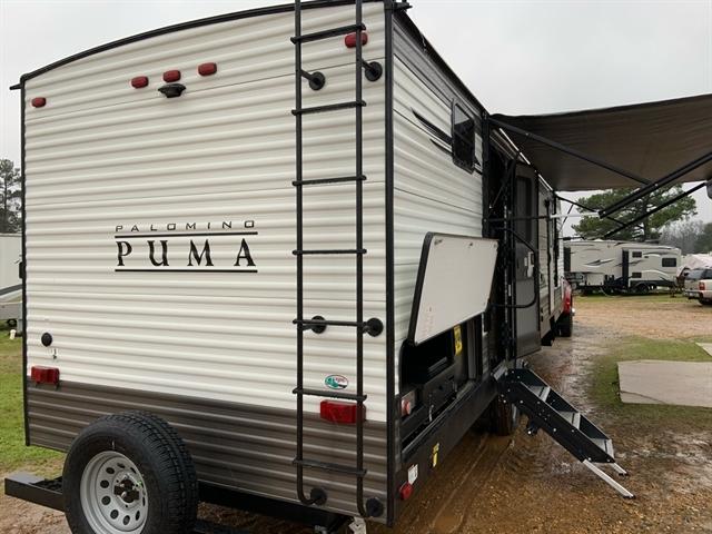 2020 Palomino Puma 28BHSS at Campers RV Center, Shreveport, LA 71129