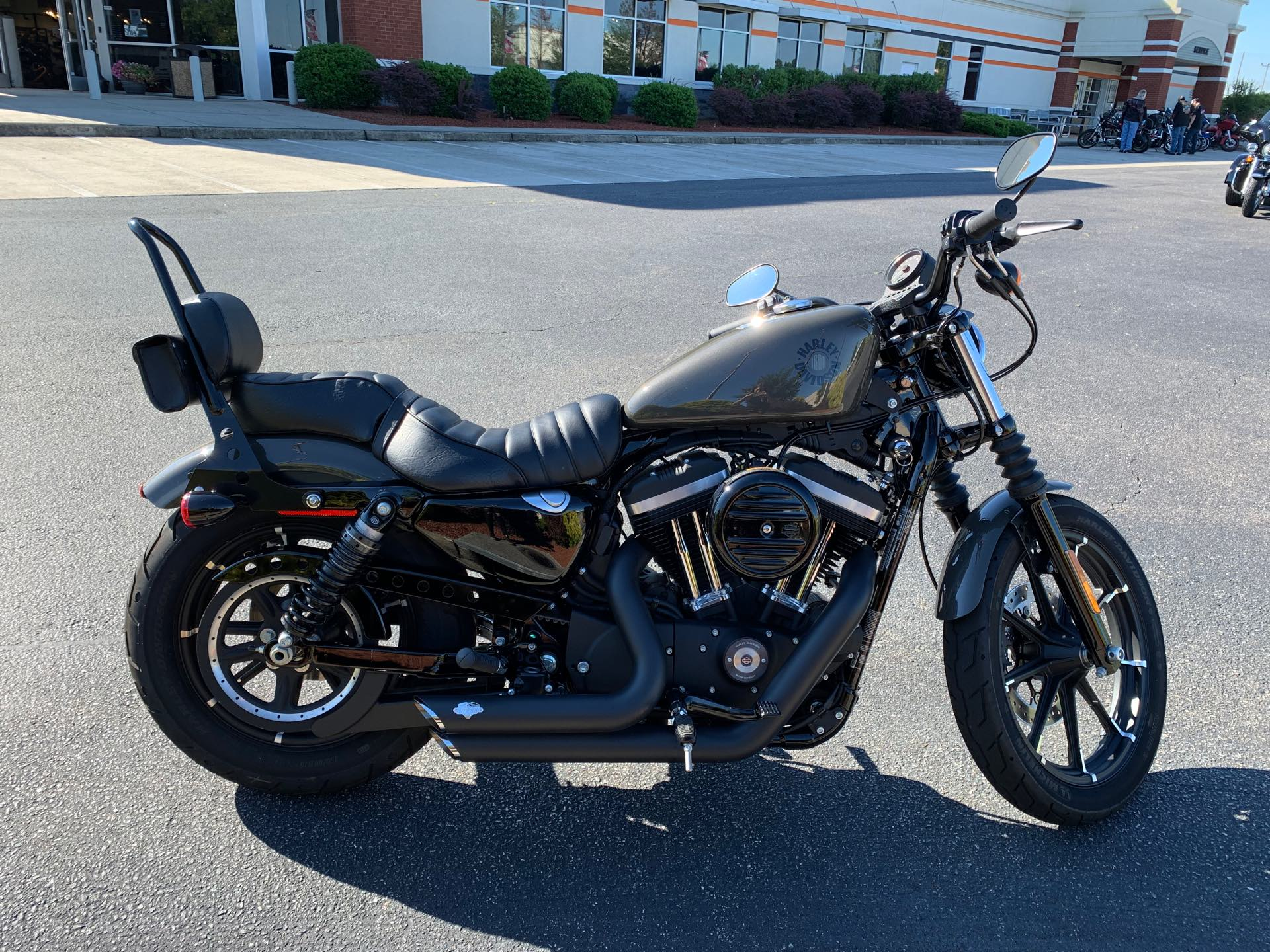 2019 Harley-Davidson Sportster Iron 883 at Colonial Harley-Davidson