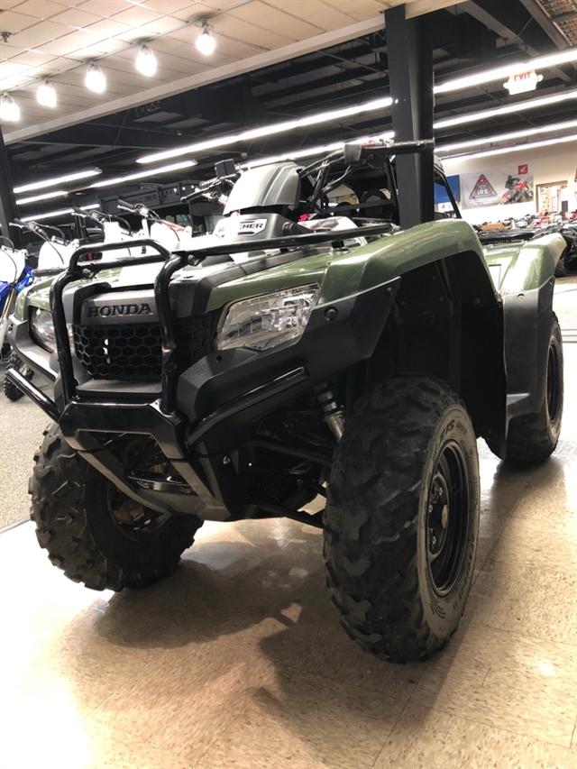 2017 Honda FourTrax Rancher Base at Sloans Motorcycle ATV, Murfreesboro, TN, 37129