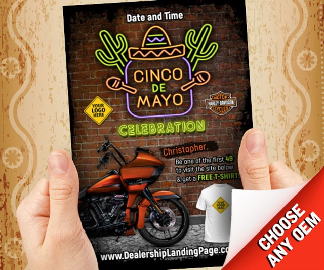 Cinco De Mayo Celebration Powersports at PSM Marketing - Peachtree City, GA 30269