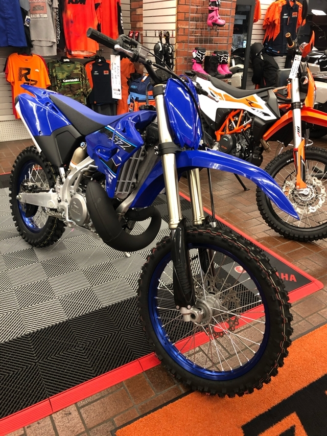 2021 Yamaha YZ 250X at Wild West Motoplex