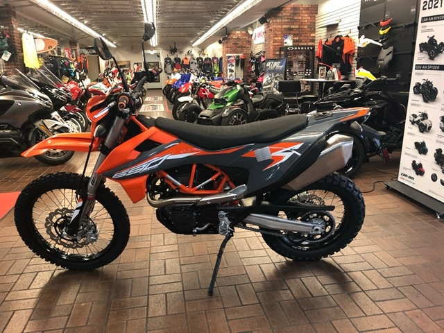 2021 KTM 690 Enduro R at Wild West Motoplex